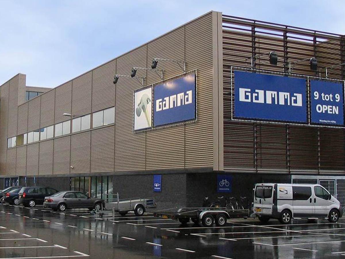 Gamma in Nieuwegein