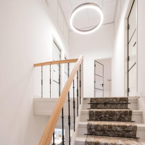 Amersfoort Euro Support Kantoorpand Villa Monumentaal Intermontage trap renovatie kap 006