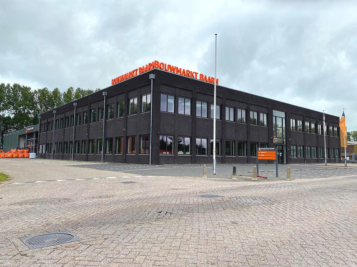 Bouwmarkt Baarn –  Coen Hagedoorn Bouwgroep